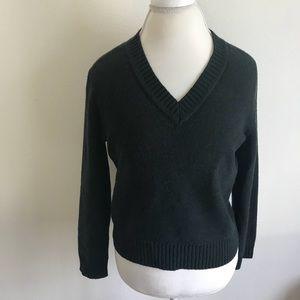 Tory Burch crop sweater